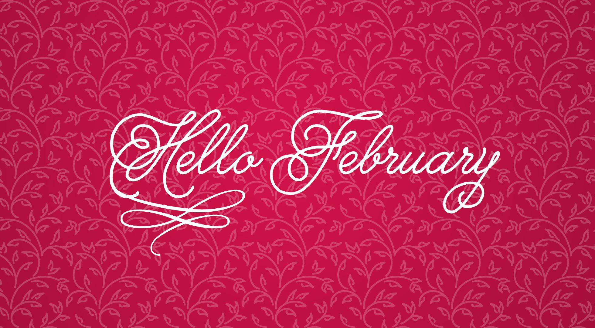 Comenzamos Febrero