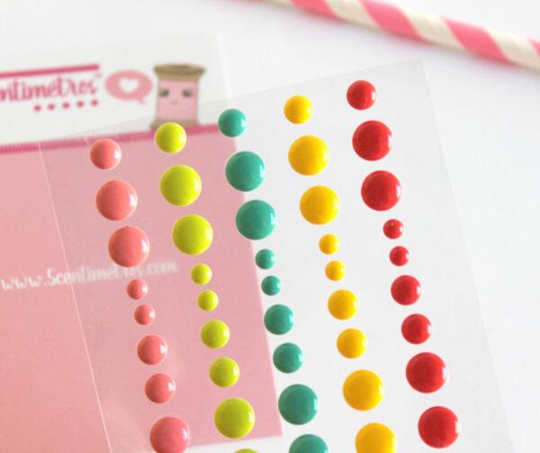 Enamels Dots Brave Colour