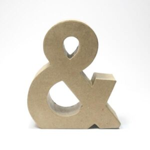 Símbolo & Cartón Craft