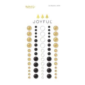 Enamels Dots Joyful