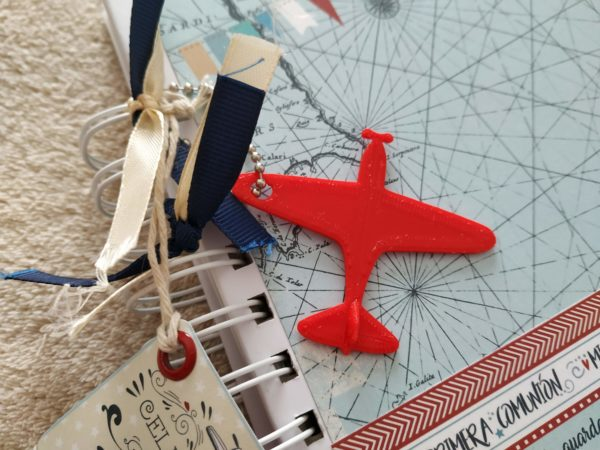Adorno de Avión