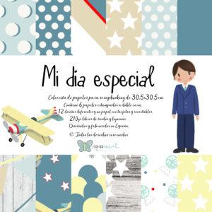 Colección «Mi Día Especial Niño»