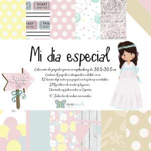 Colección «Mi Día Especial Niña»