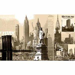 Papel Decoupage New York
