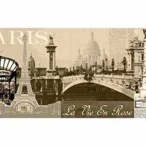 Papel Decoupage París