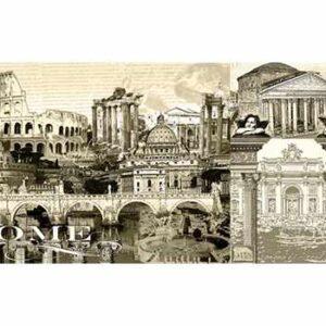 Papel Decoupage Roma