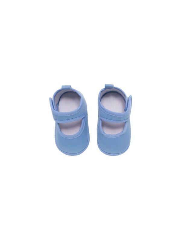 Zapatillas bebé – Celeste