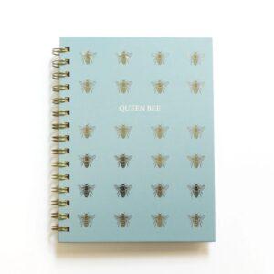 Cuaderno Espiral Botánica