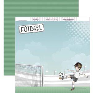 Papel 30×30 «Fútbol» SCP-213