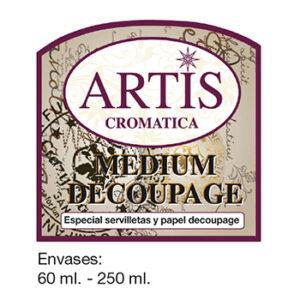 Medium Decoupage