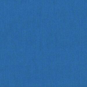 Mascarilla de Tela Lisa Azul Francés
