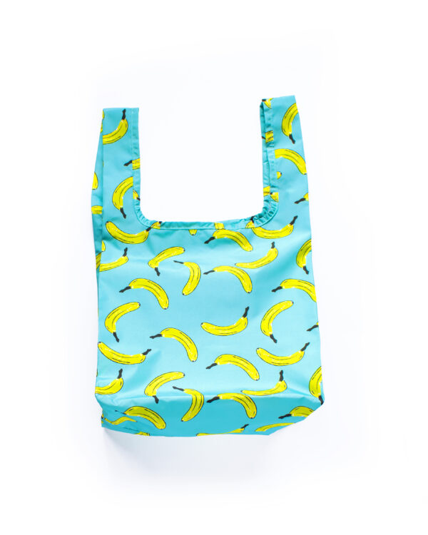 Bolsa Mini Reciclada – Banana