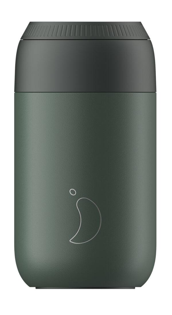 Termo de Café – Verde Pino